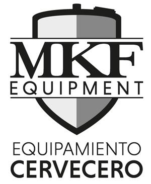 MKF Equipamiento Cervecero Logo